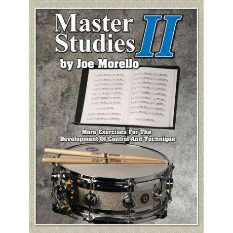 Master Studies - Volume 2 by Joe Morello