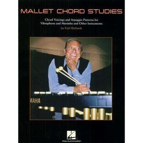 Mallet Chord Studies by Emil Richards
