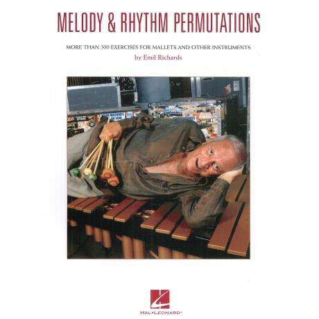 Melody & Rhythm Permutations by Emil Richards