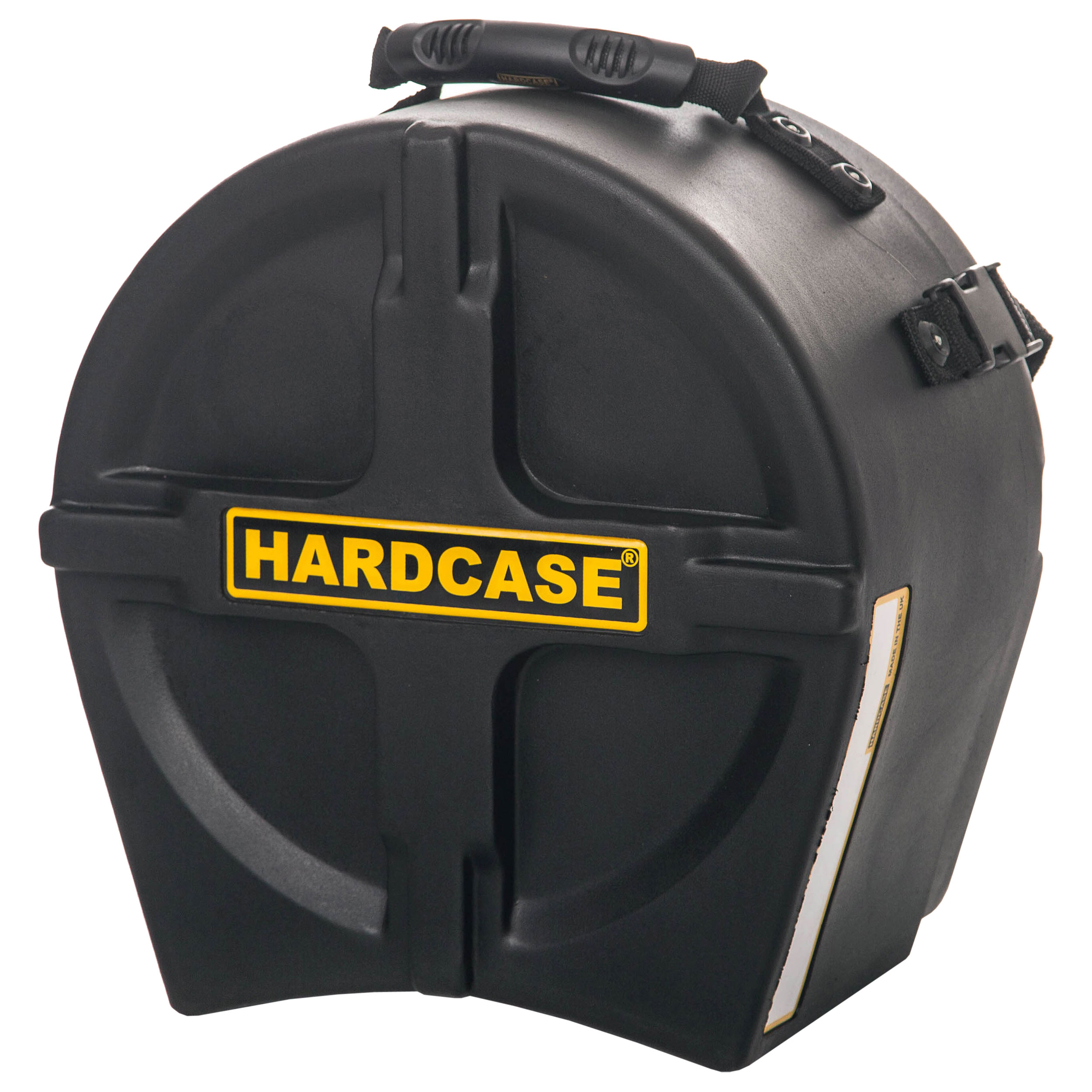 "Hardcase 10"" (Diameter) x 8-to-10"" (Deep) Tom Case"