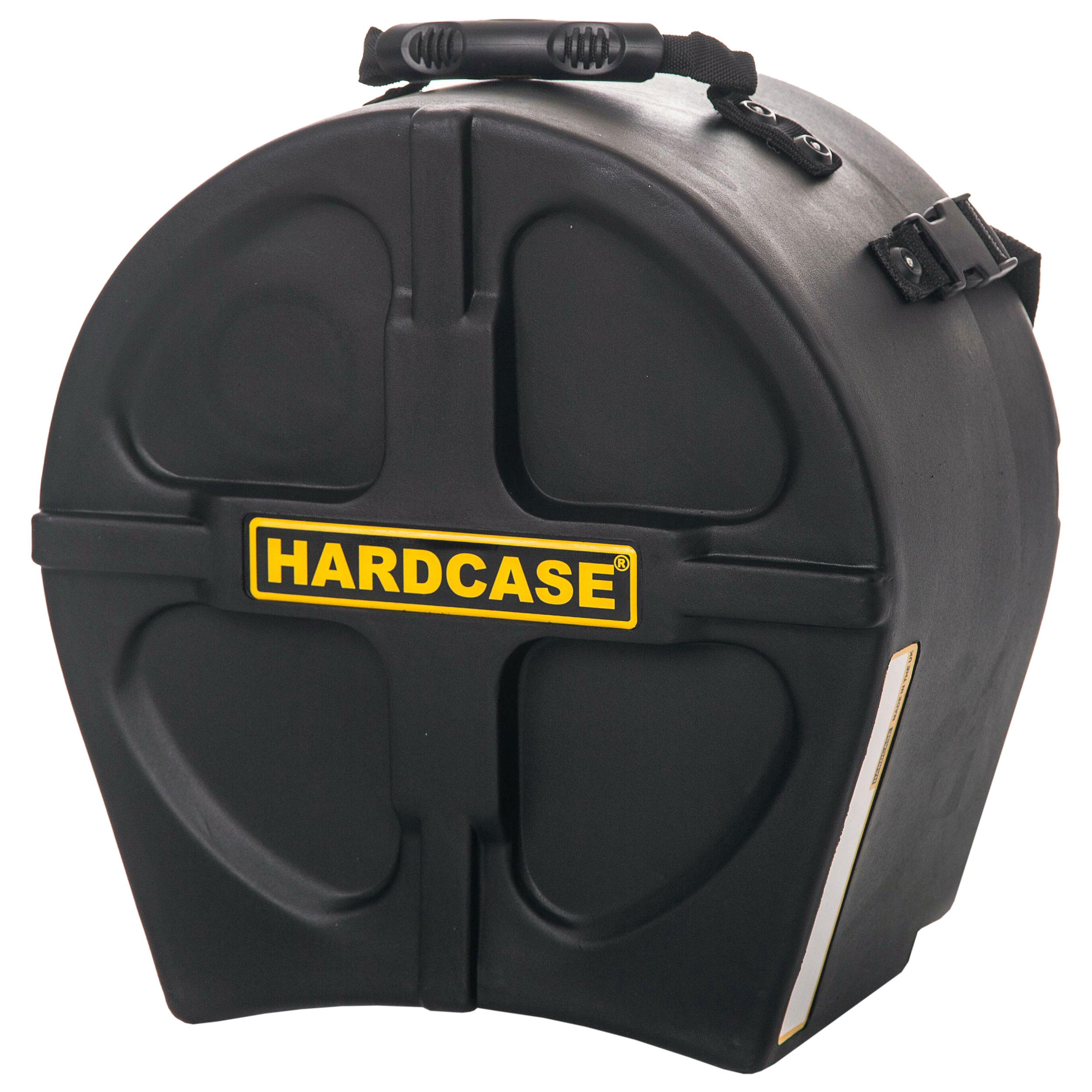 "Hardcase 12"" (Diameter) x 8-to-12"" (Deep) Tom Case"