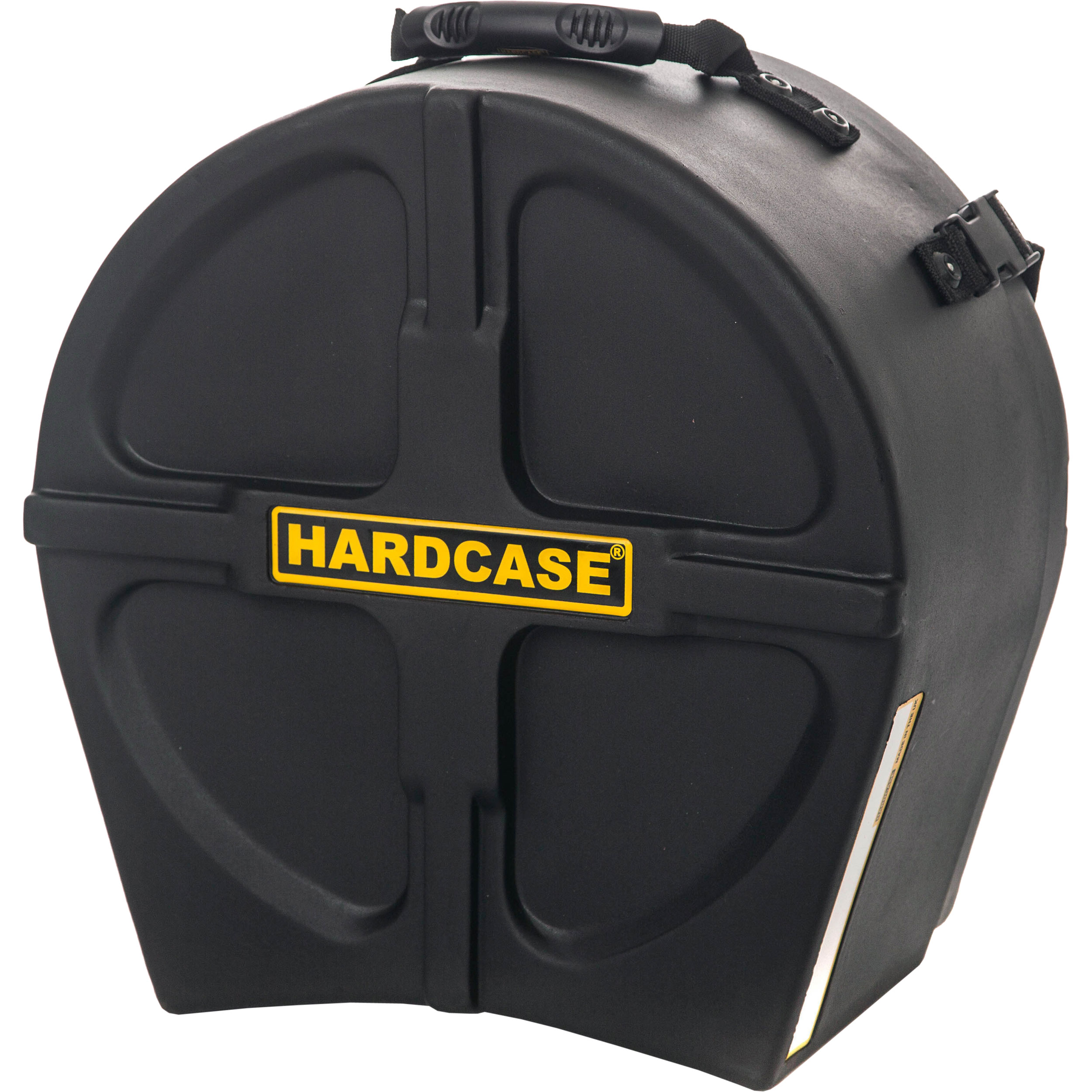 "Hardcase 13"" (Diameter) x 8-to-13"" (Deep) Tom Case"