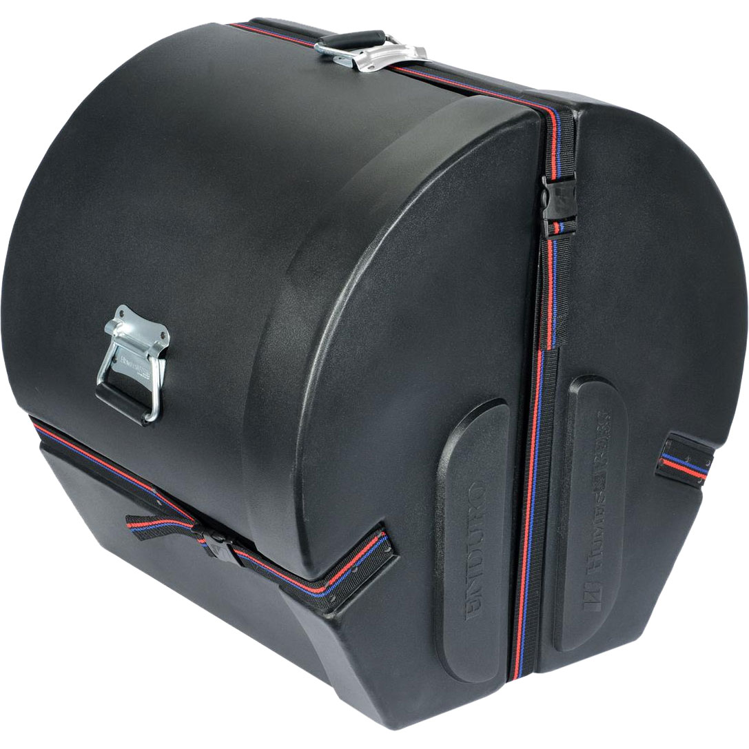 "Humes & Berg 18"" (Deep) x 28"" (Diameter) Enduro Foam-Lined Bass Case"