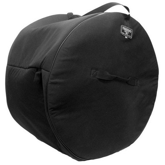 "Humes & Berg 16"" (Deep) x 20"" (Diameter) Tuxedo Bass Bag/Soft Case"