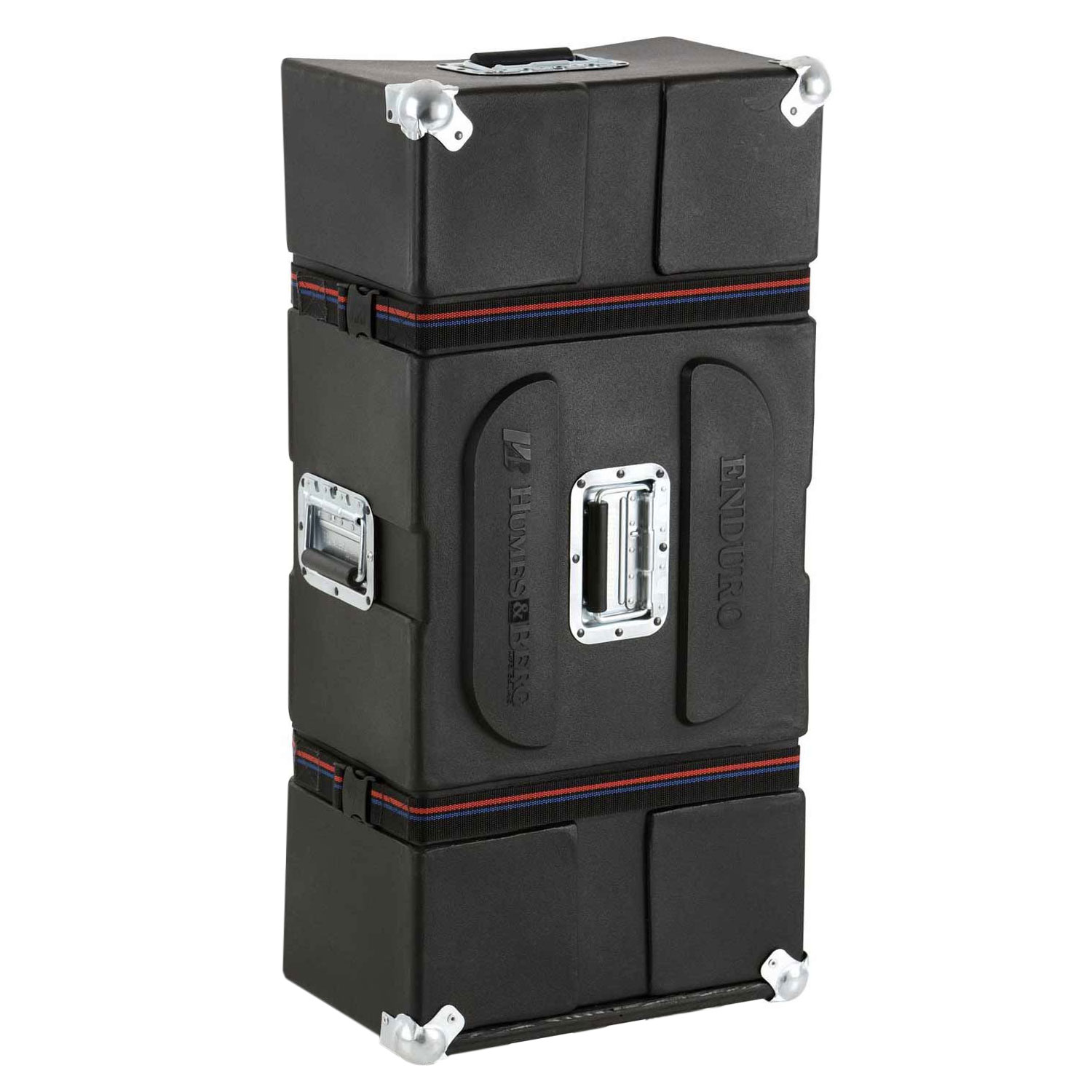 "Humes & Berg 30.5"" x 14.5"" x 12.5"" Enduro Foam-Lined Companion Hardware Case"