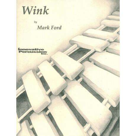 Wink by Mark Ford