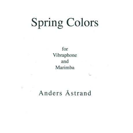 Spring Colors by Anders Astrand