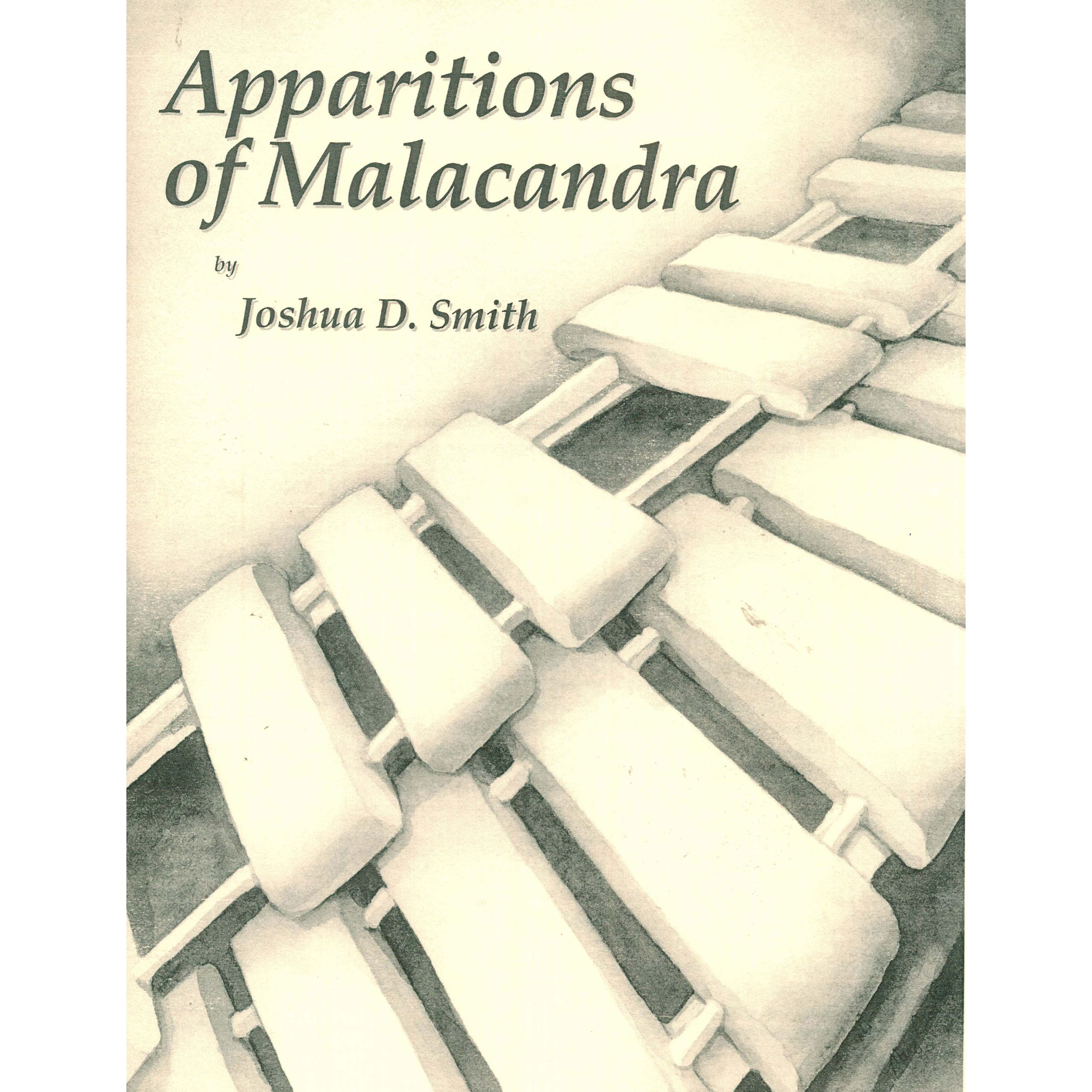 Apparitions of Malacandra by Joshua Smith