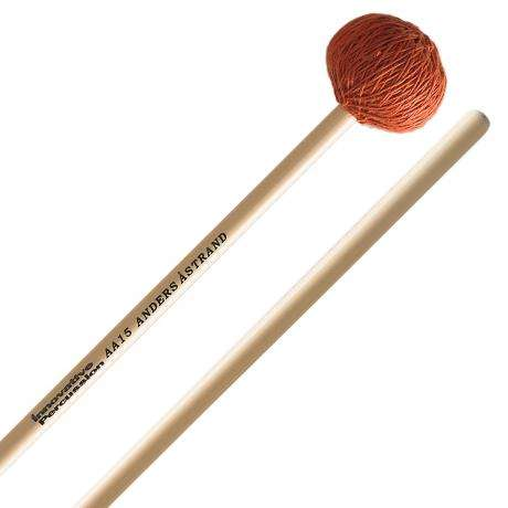 Innovative Percussion AA15 Anders Astrand Signature Very Soft Vibraphone/Marimba Mallets