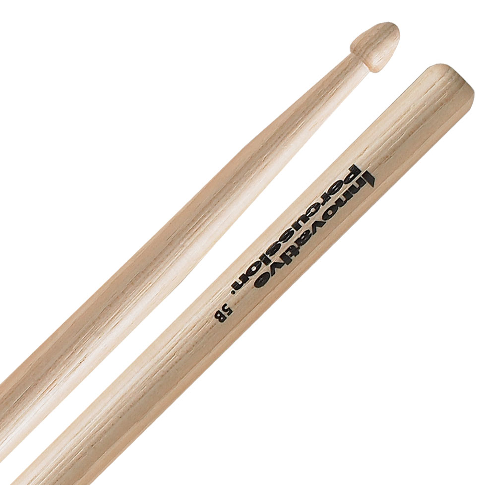Innovative Percussion 5B Wood Tip Drumsticks