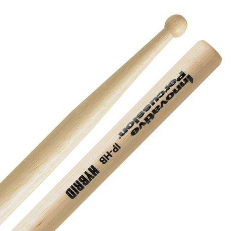 Innovative Percussion Hybrid Wood Tip Drumsticks