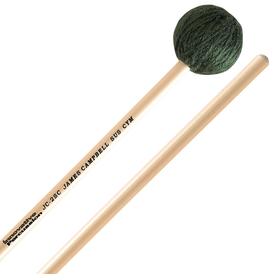 Innovative Percussion James Campbell Hard Signature Suspended Cymbal Mallets