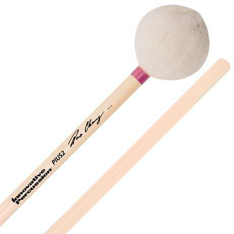 Innovative Percussion Pius Cheung Medium Soft Marimba Mallets