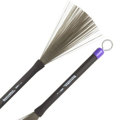Innovative Percussion Retractable Medium Wire Brushes