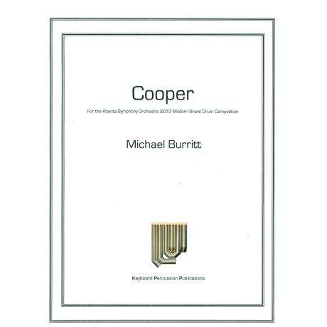 Cooper by Michael Burritt