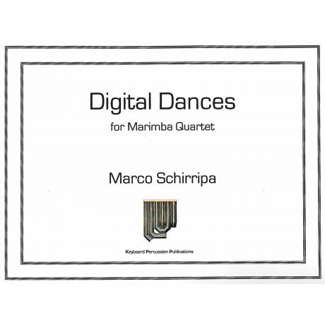 Digital Dances by Marco Schirripa
