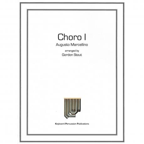 Choro No. 1 by Augusto Marcellino arr. Gordon Stout