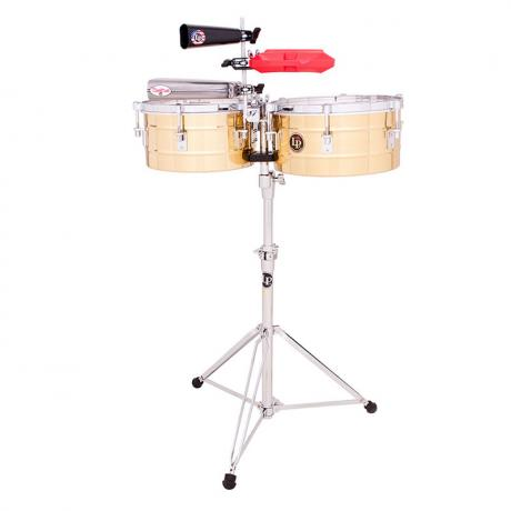 LP Tito Puente Brass Timbales