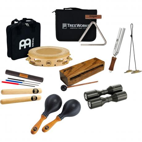 Meinl/Treeworks Off To College 'Senior' Pack