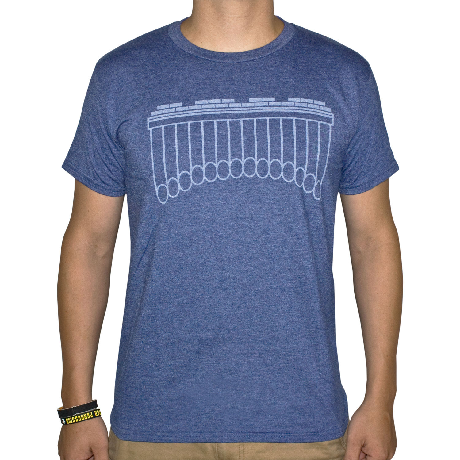 Lone Star Percussion Resonators Drummer T-Shirt