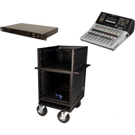 Lone Star Percussion 1000 Series Custom Sound System Mixer Package