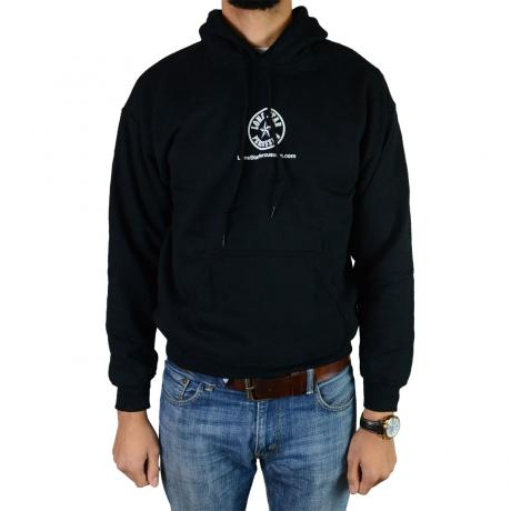 Lone Star Percussion Black Drummer Hoodie