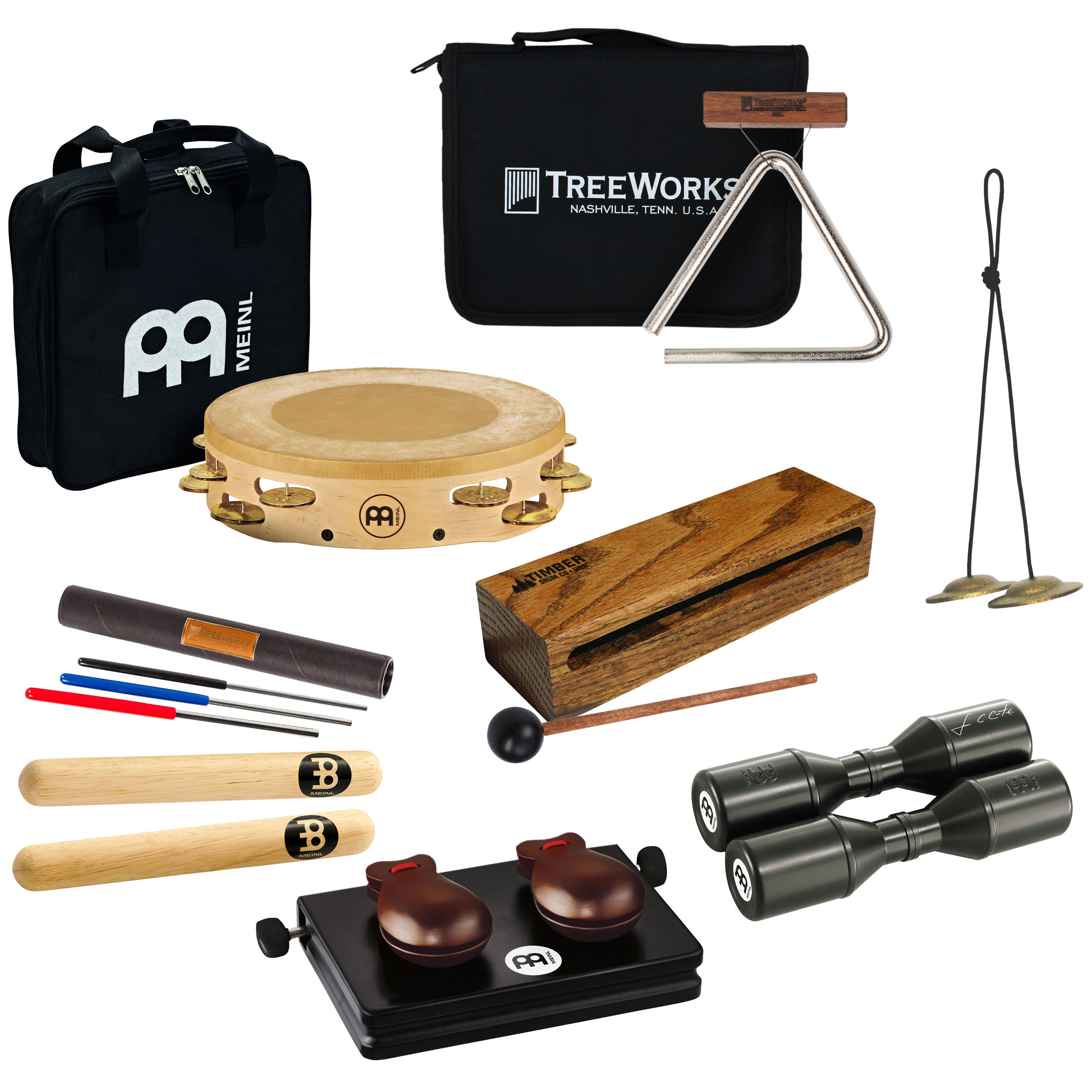 Meinl/Treeworks Off To College