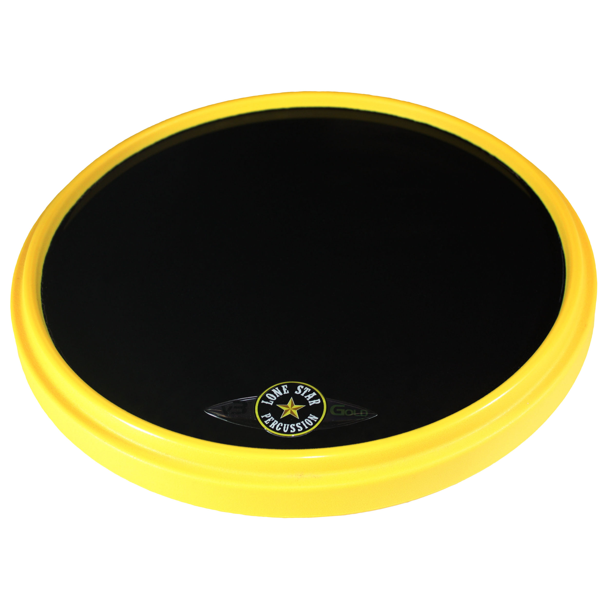 Lone Star Percussion/Offworld Invader V3 GOLD Practice Pad