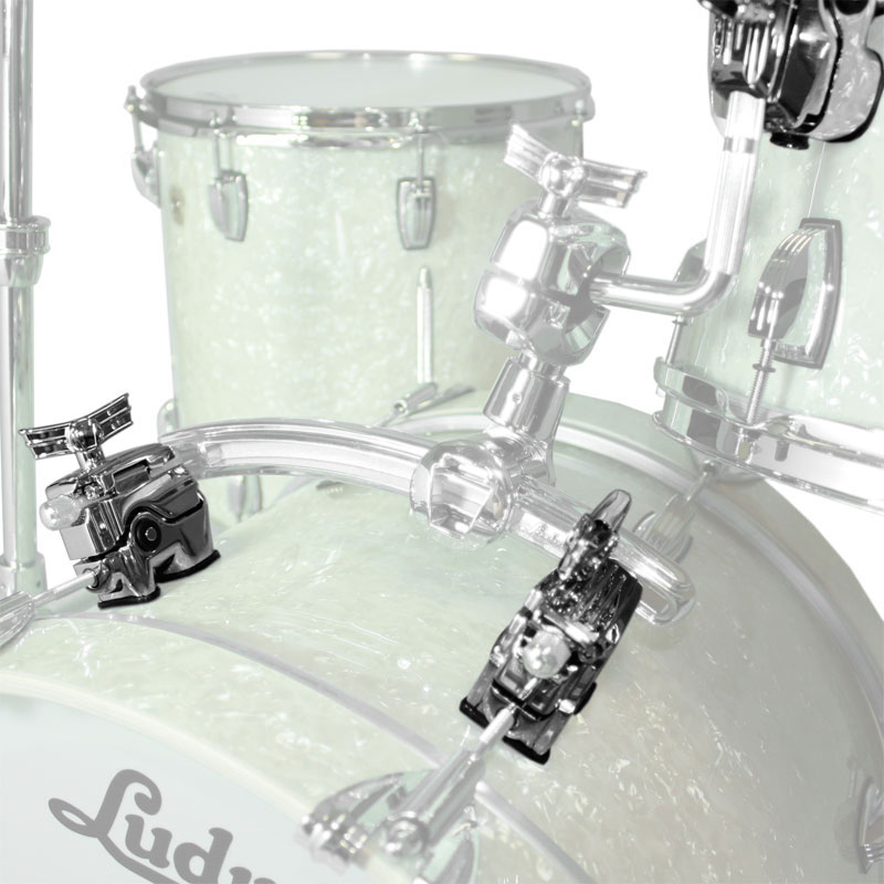 Ludwig Atlas Mount Bracket 3 Pack Lapam3