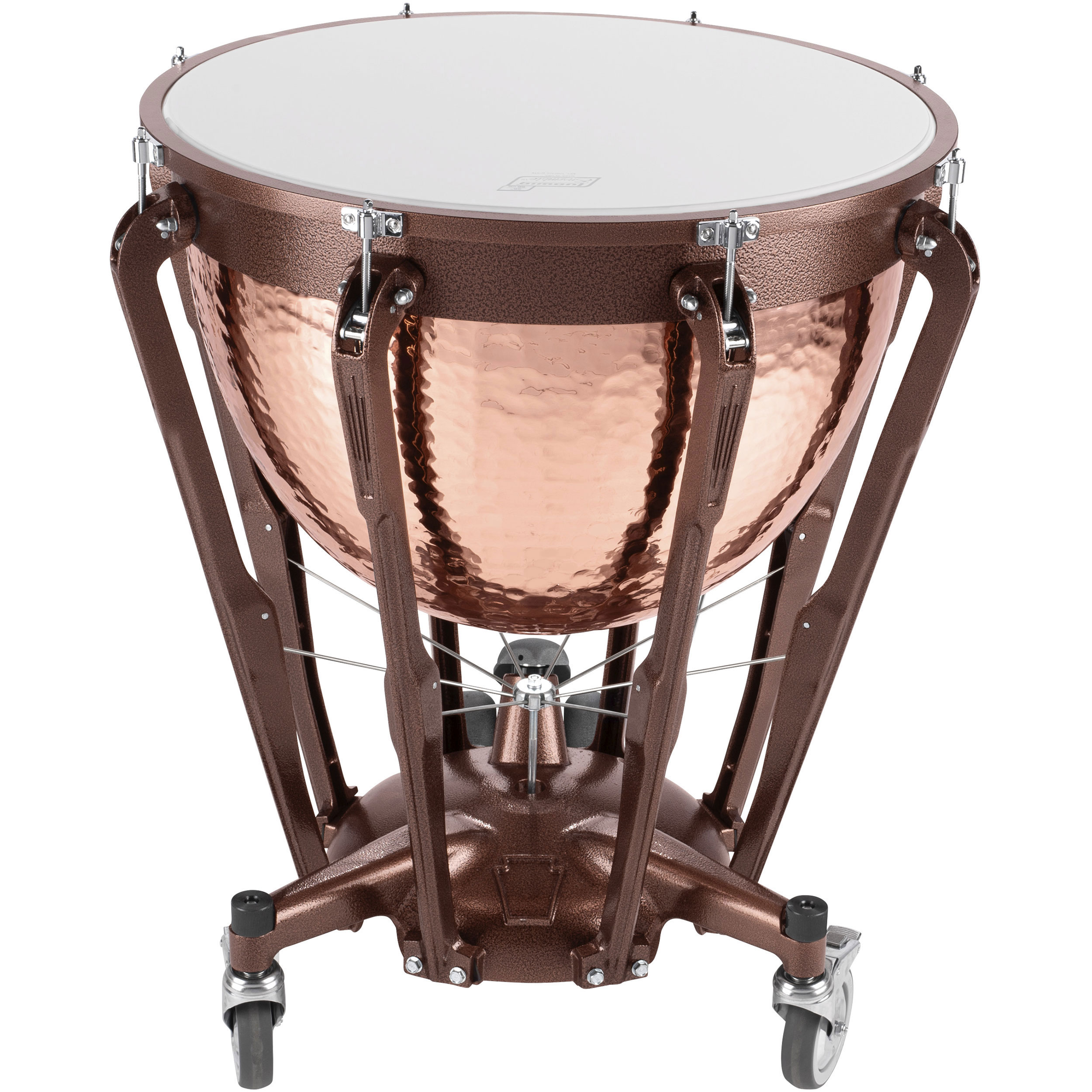 "Ludwig 23"" Professional Series Hammered Copper Timpani"