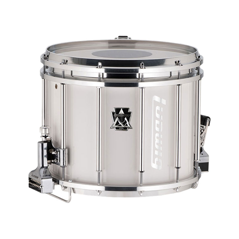 "Ludwig 12"" (Deep) x 14"" (Diameter) Ultimate Marching Snare Drum"