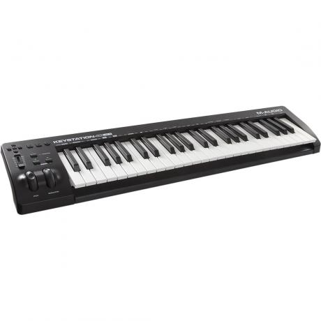 M-Audio 49-Key Keystation USB MIDI Keyboard Controller (MK3)