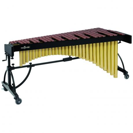 Majestic 4.3 Octave Deluxe Series Marimba - Synthetic Bars