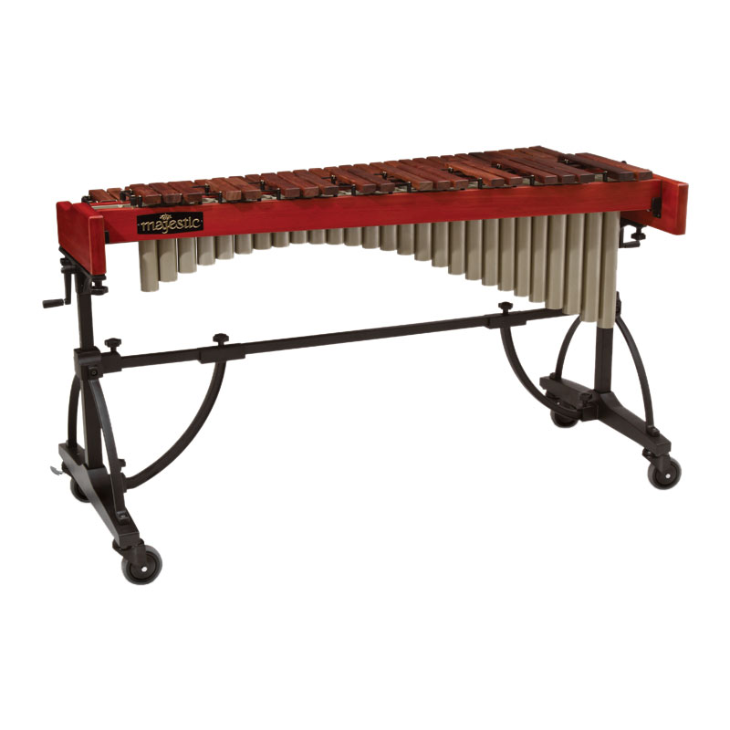 Majestic 4 Octave Professional Series Xylophone - Select Rosewood Bars
