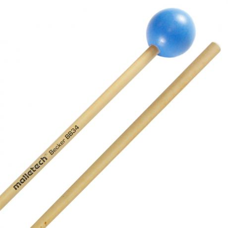Malletech Bob Becker Signature Medium Hard Bright Solo Xylophone Mallets