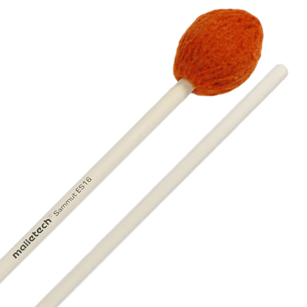 Malletech Eric Sammut Multi-Tonal Medium to Medium Hard Marimba Mallets