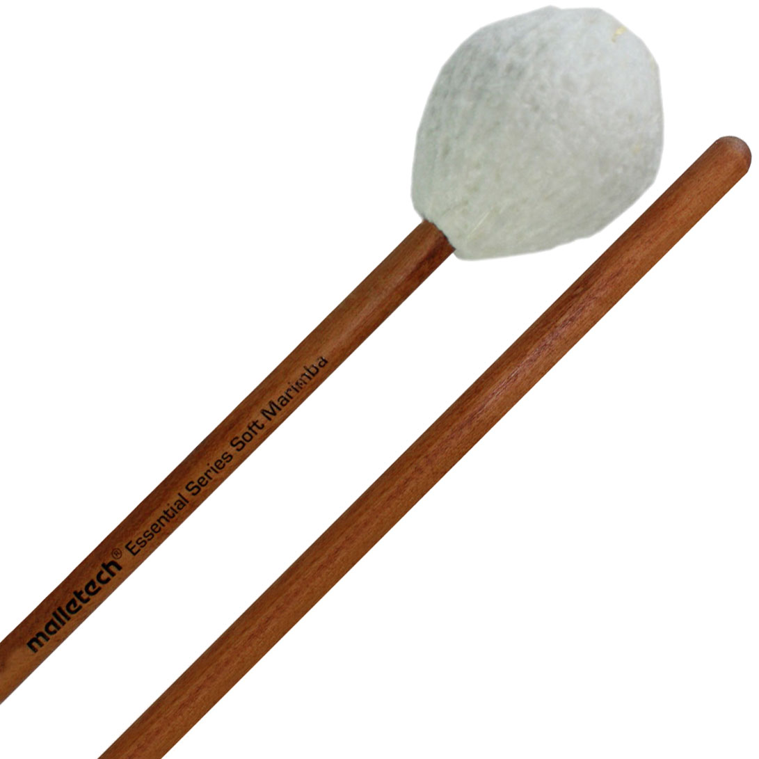 Malletech Essential Series Soft Marimba Mallets