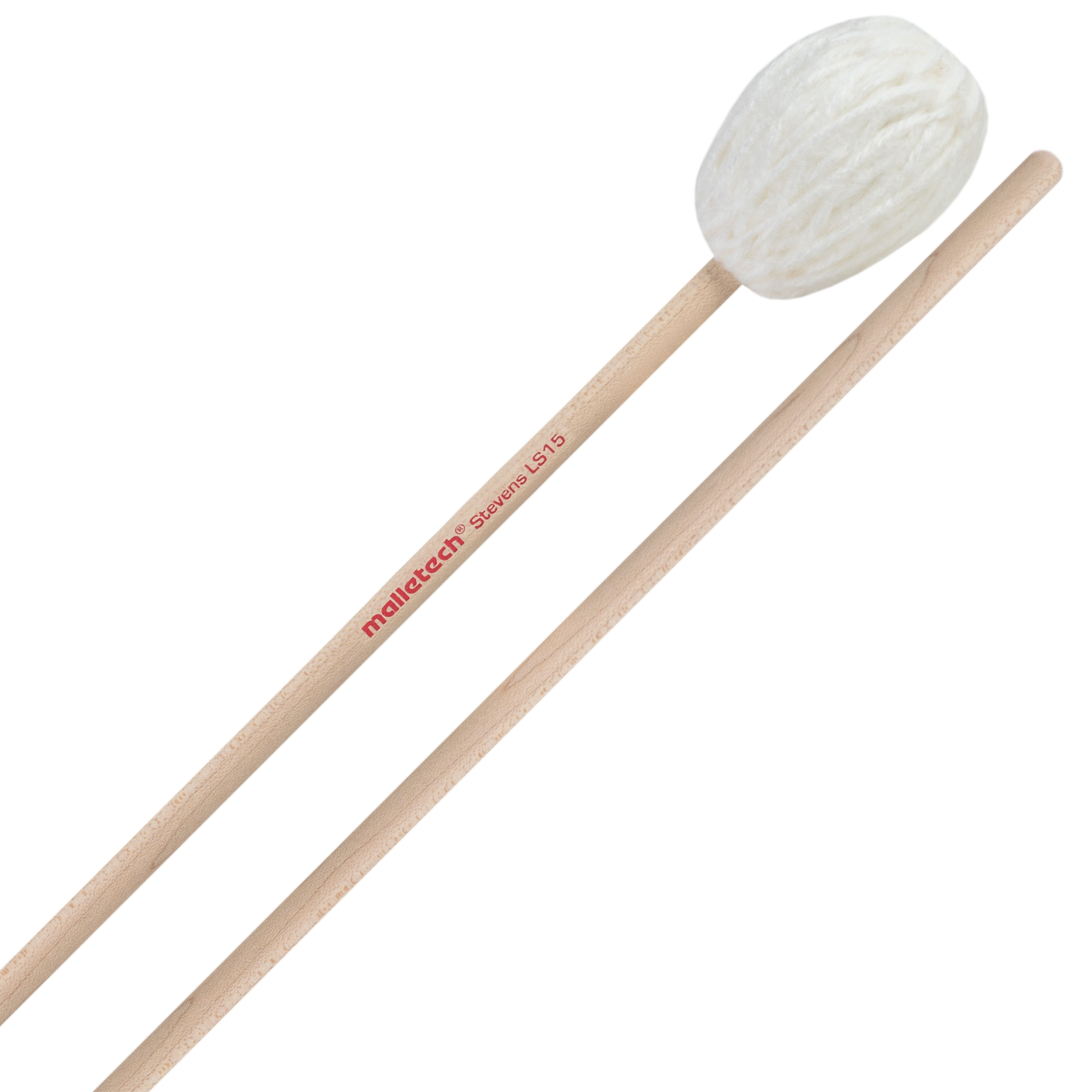 Malletech Leigh Howard Stevens Signature Medium Soft to Hard Marimba Mallets