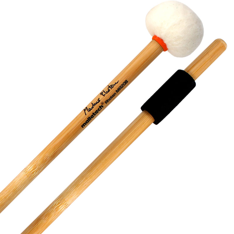 Malletech Markus Rhoten Signature Medium Timpani Mallets