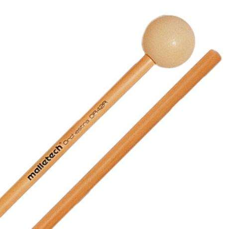 Malletech Orchestra Series Hard Xylophone Mallets with Birch Shafts