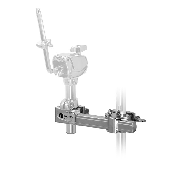 Mapex Horizontal Adjustable Multi-Purpose Clamp in Chrome Plating