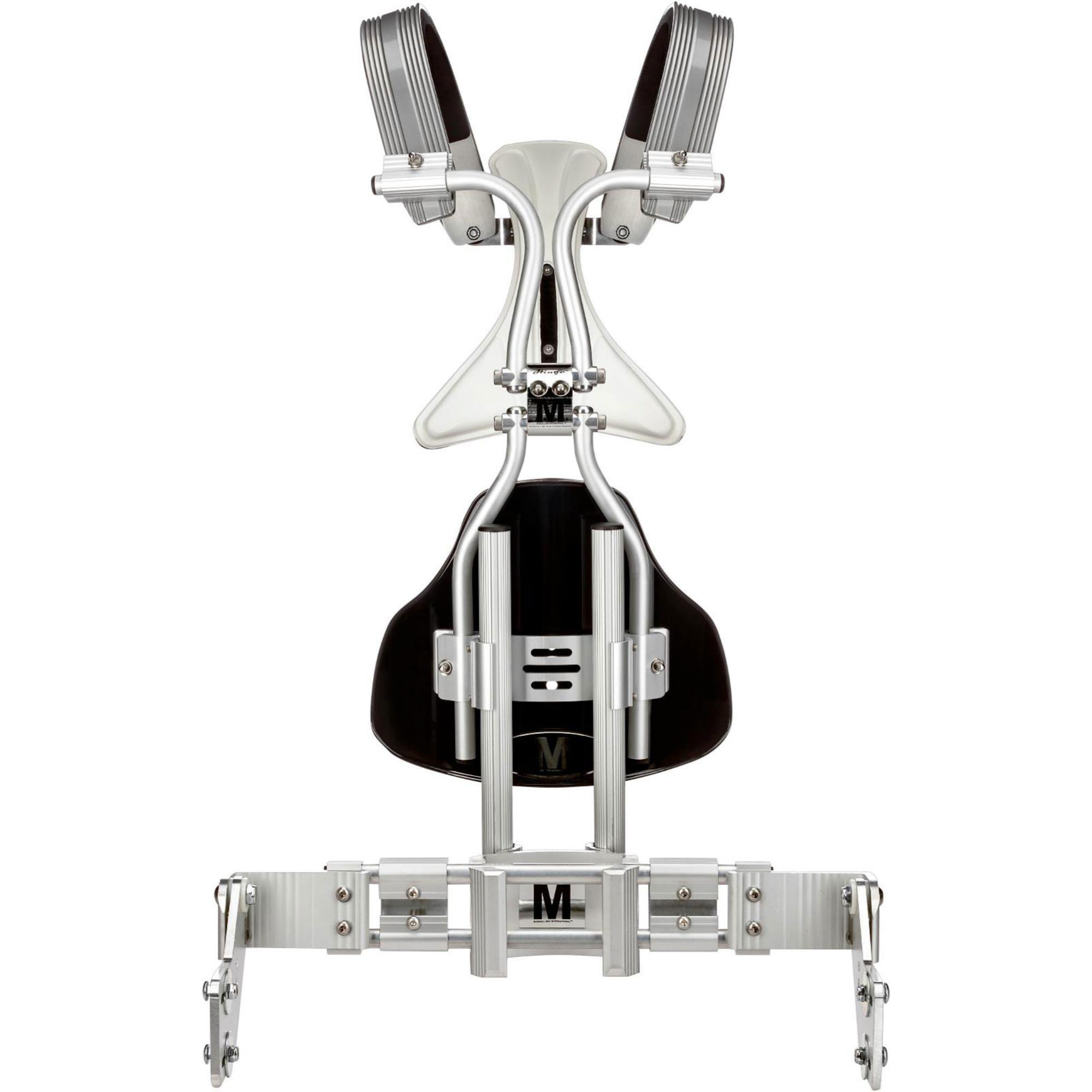 Mapex/Randall May Petite BiPosto Marching Tenor Carrier with Mounting Hardware & Carry-On Bag