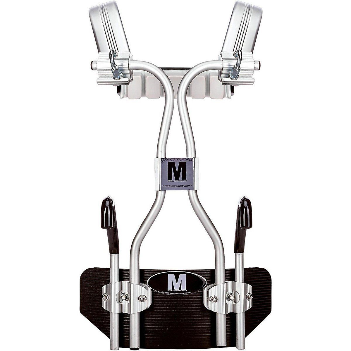 Mapex/Randall May Aluminum Tube Marching Bass Drum Carrier