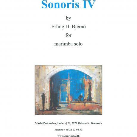 Sonoris IV by Erling D. Bjerno