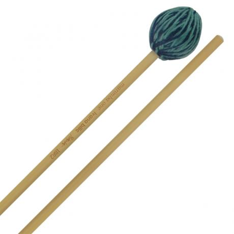 Marimba One Ivana Bilic Signature Medium Hard Marimba Mallets with Rattan Shafts