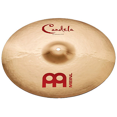 "Meinl 14"" Candela Percussion Crash Cymbal"
