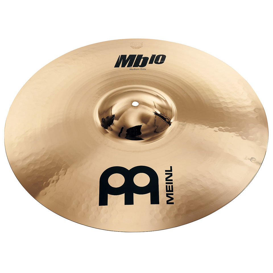 "Meinl 20"" Mb10 Medium Ride Cymbal"