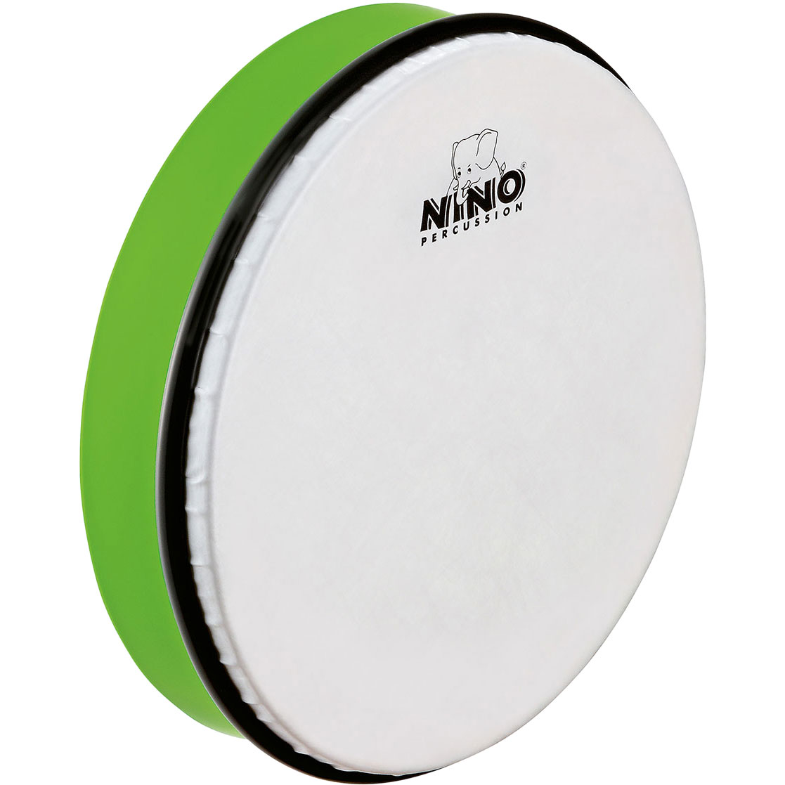 "Meinl Nino 10"" Green ABS Hand Drum"