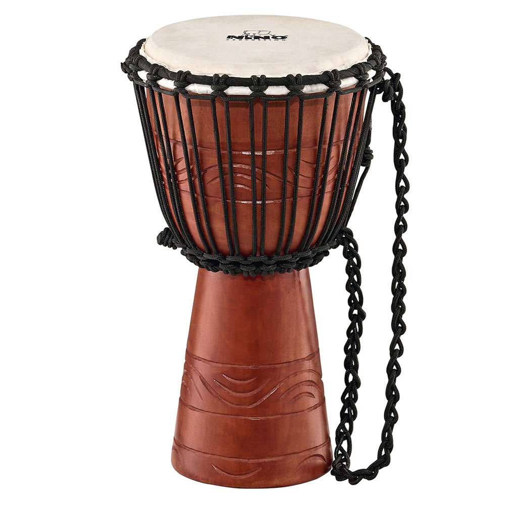 Meinl Nino Water Rhythm Series Rope Tuned Djembe