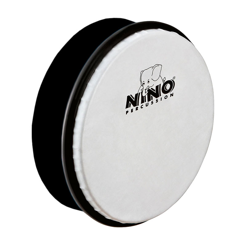 "Meinl Nino 8"" Black ABS Hand Drum"